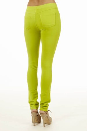 Apple Brazilian Moleton Jeggings