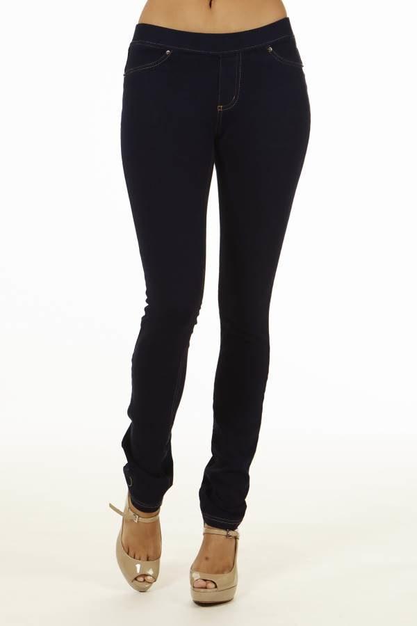 Jeans Brazilian Moleton Jeggings