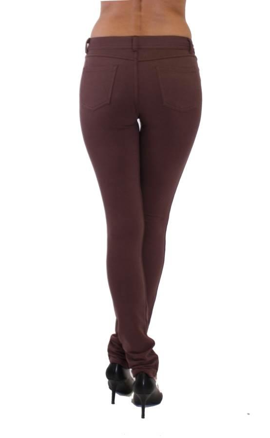 French Brown Brazilian Moleton Pants