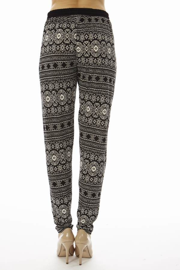 Tribal Print Soft Pants