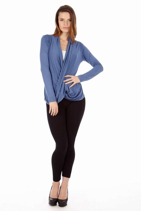 Royal Infinity Cardigan Sweater