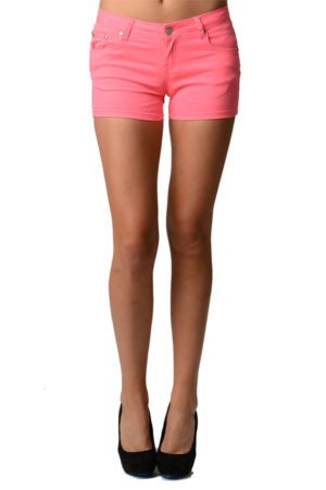 Pink Neon Shorts
