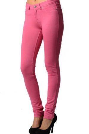 Pink Brazilian Moleton Pants