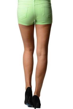 Mint Brazilian Moleton Shorts
