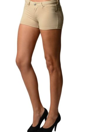Stone Brazilian Moleton Shorts