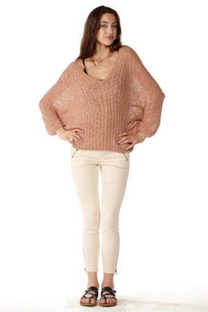 Batwing Pullover