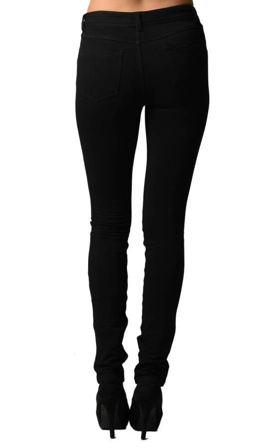 Plus Size Brazilian Moleton Pants - Black (melt-on)