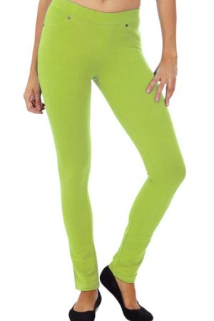 Bright Apple Brazilian Moleton Pants