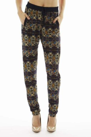 Dark Monarch Butterfly Lucid Jogger Pants