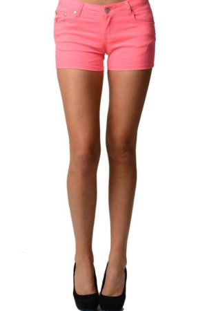 Cute Pink Neon Shorts