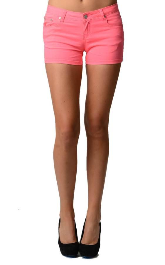 Cute Pink Neon Shorts