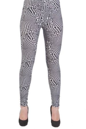 Geometric Tribal Print Leggings