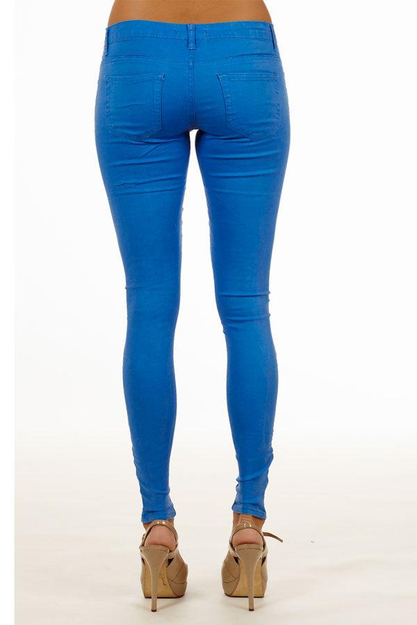 Hot Royal Skinny Jeans