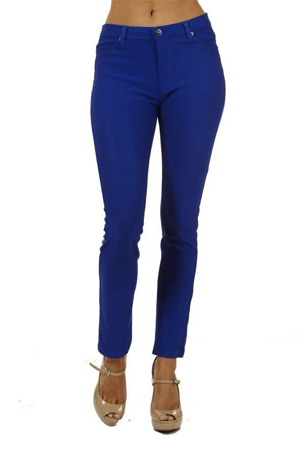 Royal 5 Pocket Skinny Pants