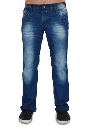 Blue White Wash Denim