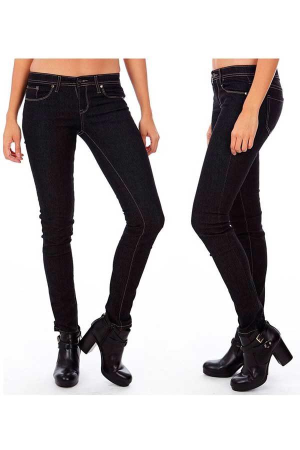 2 Pack Juniors Skinny Legging Jean