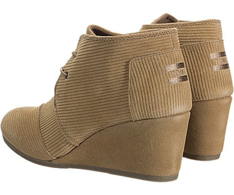 ac4de53450c TOMS Womens Desert Wedges Boot - Fashion Outlet NYC